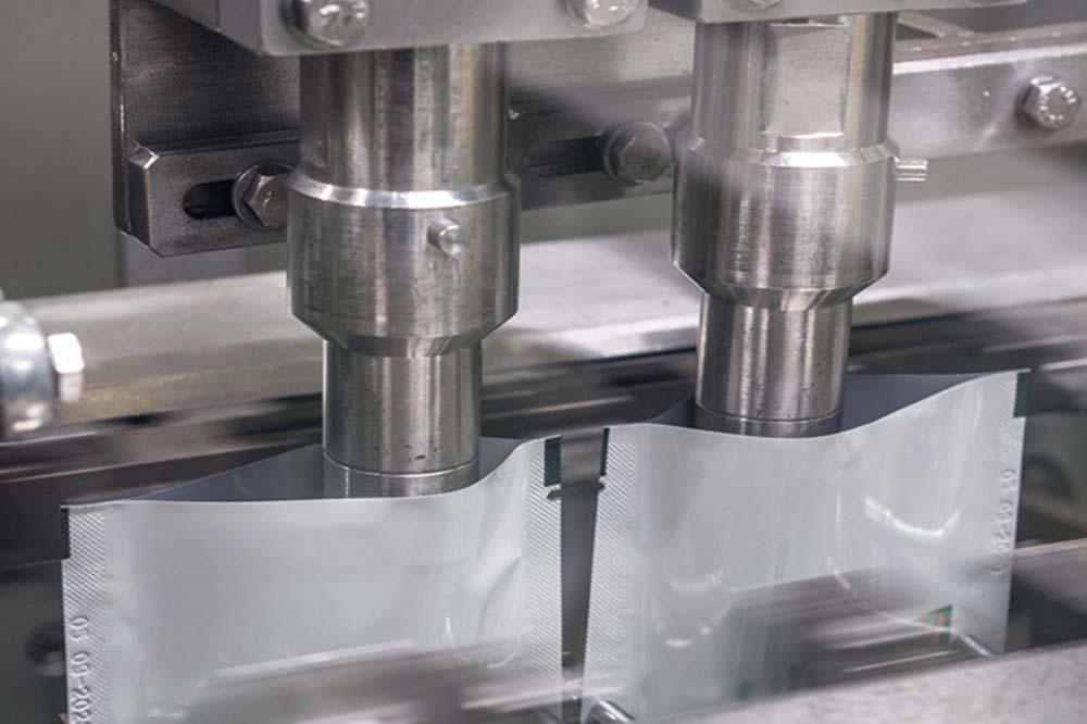 Packaging per il formato solido e polvere
